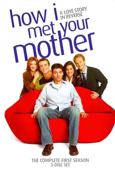 HOW I MET YOUR MOTHER SEASON 1 BY HOW I MET YOUR MOTHE (DVD)