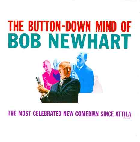 BUTTON DOWN MIND OF BOB NEWHART BY NEWHART,BOB (CD)
